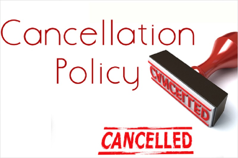 Cancellation Policies And What They Should Include